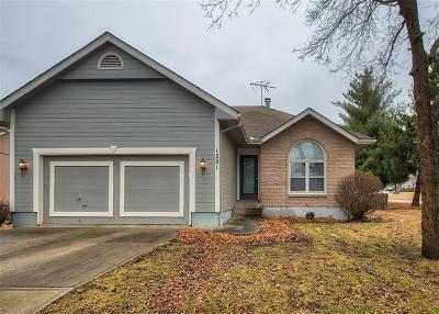 Blue Springs Single Family Home For Sale: 1201 SW Eastman Street