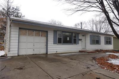 Kansas City Single Family Home For Sale: 11317 Cleveland Avenue