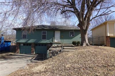 Kansas City Single Family Home For Sale: 9815 Hillcrest Road