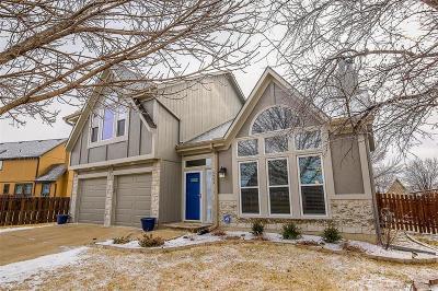 Shawnee Single Family Home For Sale: 5229 Millridge Street