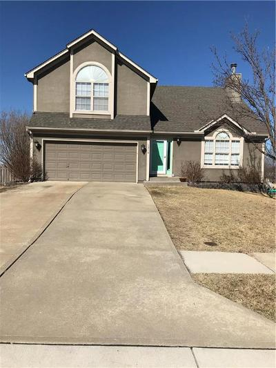 Lee's Summit Single Family Home For Sale: 1216 NE Franklin Dr. Drive