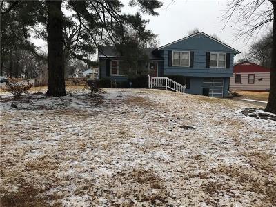 Kansas City Single Family Home For Sale: 6806 E 98th Terrace