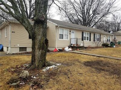 Multi Family Home For Sale: 803 SW 6th Street