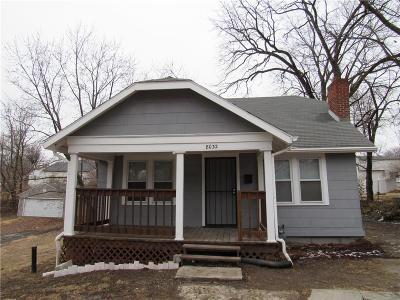 Kansas City Single Family Home For Sale: 8032 Garfield Avenue