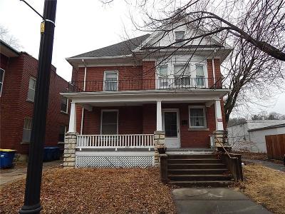 Single Family Home For Sale: 512 Elms Boulevard