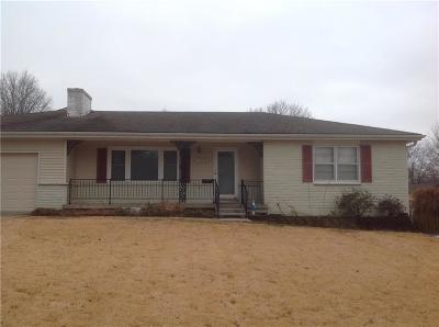 Kansas City Single Family Home For Sale: 809 W 87 Street