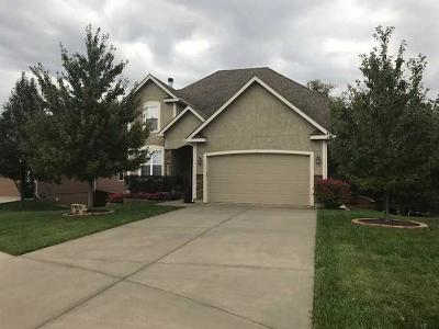 Basehor Single Family Home Contingent: 16749 Ruby Way