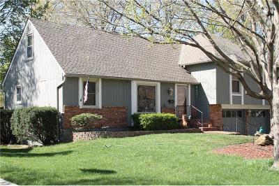 Lenexa Single Family Home For Sale: 12401 W 101st Street