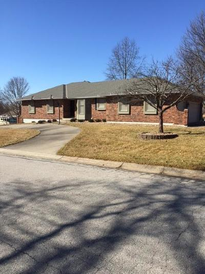 Raymore MO Single Family Home Show For Backups: $229,500