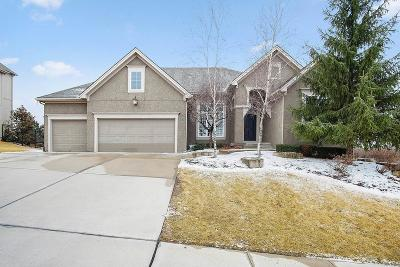 Shawnee Single Family Home For Sale: 13123 W 54th Terrace