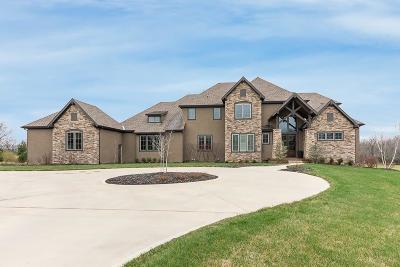 Johnson-KS County Single Family Home For Sale: 20250 Beverly Street