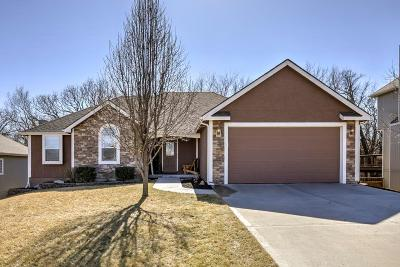 Basehor Single Family Home Show For Backups: 16743 Ruby Way