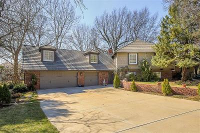 Overland Park Single Family Home For Sale: 15328 Stearns Street