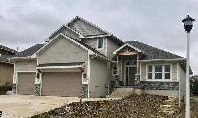 Overland Park Single Family Home For Sale: 17016 Hauser Street