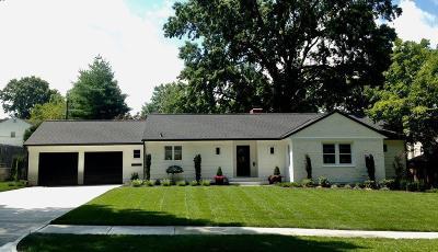 Kansas City Single Family Home Show For Backups: 1205 W 67th Street