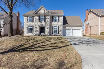 Lenexa Single Family Home For Sale: 15422 W 92nd Place