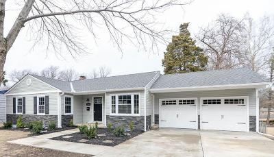 Prairie Village Single Family Home Show For Backups: 5200 W 77th Street