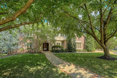 Leawood Single Family Home For Sale: 11009 Alhambra Street