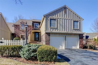 Leawood Condo/Townhouse For Sale: 4306 W 112th Terrace