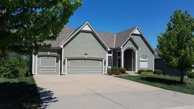 Prairie Highlands Single Family Home For Sale: 14645 S Inverness Street