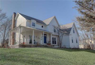 Stilwell Single Family Home For Sale: 18050 Canterbury Road