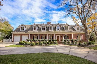 Leawood Single Family Home For Sale: 9735 Sagamore Road
