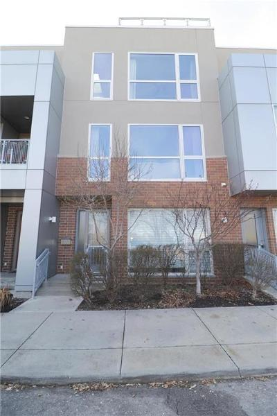 Kansas City Condo/Townhouse For Sale: 717 W 16th Street