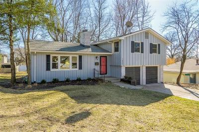 Prairie Village Single Family Home Show For Backups: 7835 Falmouth Street