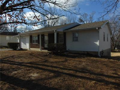 Henry County Single Family Home For Sale: 1509 S Main Street