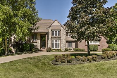 Parkville Single Family Home For Sale: 13401 Timberidge Drive