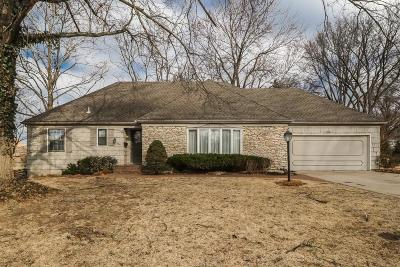 Overland Park Single Family Home For Sale: 6900 W 101st Terrace
