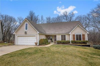 Overland Park Single Family Home Show For Backups: 12500 Russell Street