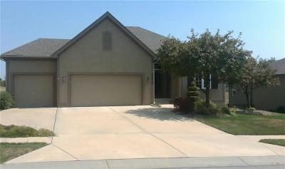 Olathe Single Family Home For Sale: 25975 W 143rd Place