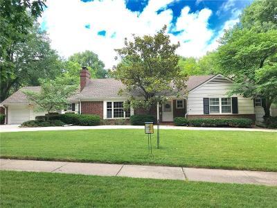 Kansas City Single Family Home For Sale: 1215 W 65th Street