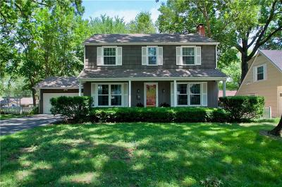 Single Family Home For Sale: 1206 Romany Road