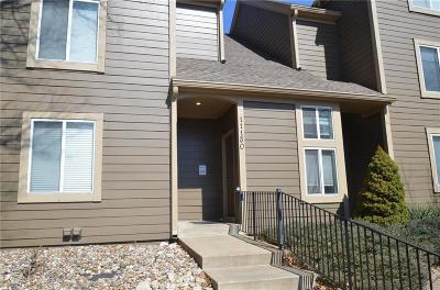 Overland Park Condo/Townhouse Show For Backups: 11130 Nieman Road #102