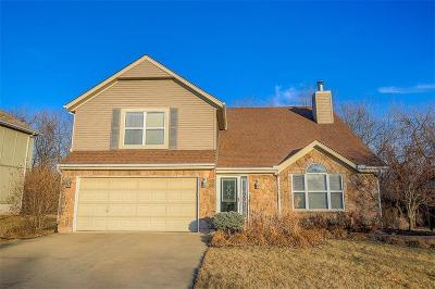 Raymore Single Family Home Show For Backups: 621 N Crest Drive