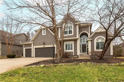 Overland Park Single Family Home For Sale: 14602 Marty Street
