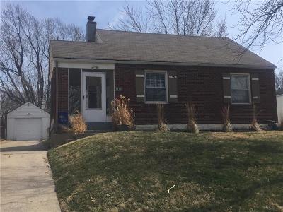 Kansas City Single Family Home For Sale: 8119 Madison Avenue