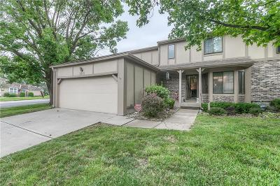 Overland Park Condo/Townhouse Show For Backups: 9618 Nieman Place