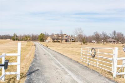 Cass County Single Family Home For Sale: 1800 E State Route 58