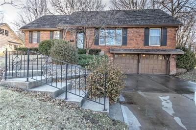 Overland Park Single Family Home For Sale: 9516 Linden Street