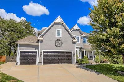 Kansas City Single Family Home For Sale: 10910 Northridge Drive