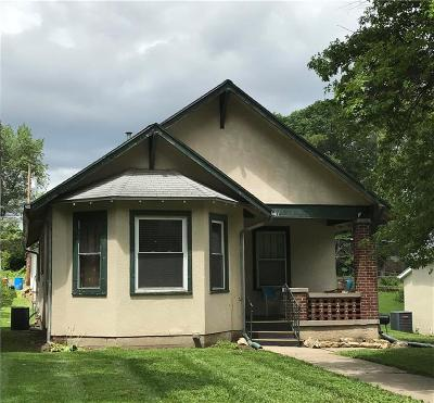 Atchison Single Family Home For Sale: 1037 Laramie Street