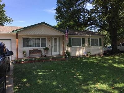 Gladstone MO Single Family Home For Sale: $130,000