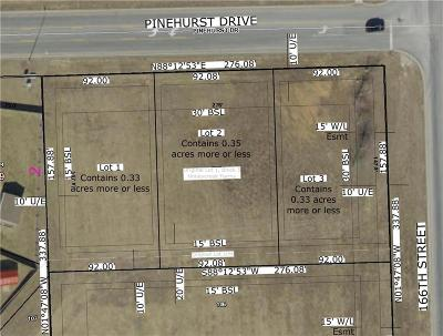 Leavenworth County Residential Lots & Land For Sale: Lot 3 Pinehurst Drive