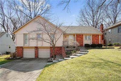 Overland Park Single Family Home For Sale: 10819 W 102nd Street