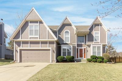 Overland Park Single Family Home Show For Backups: 8521 W 145th Terrace