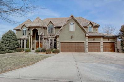 Leawood KS Single Family Home For Sale: $799,950