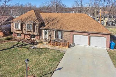 Gladstone MO Single Family Home For Sale: $184,900